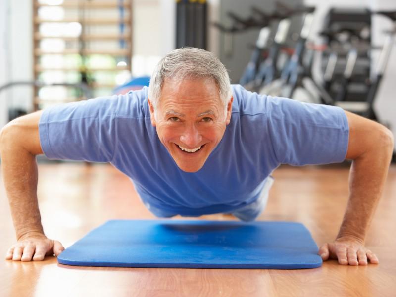 senior-oefening-plank